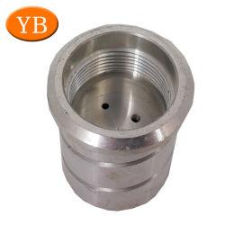 Boccola conica per sospensioni a rotazione CNC in acciaio metallico personalizzata