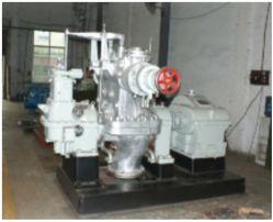 Китай 750квт-1500квт одного слоя обратного давления паровой турбины