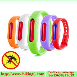 Le silicium anti insectes de l'insectifuge Bracelet avec parfumés