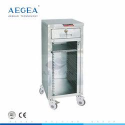 Carrello AG-Cht014 per i detentori di dati medici con 24 mensole