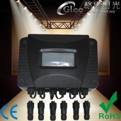 D'éclairage professionnel étanche extérieur DMX-512 Distributeur de la Direction générale doubleur de gamme