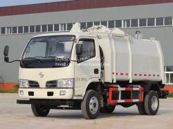 lo spreco a caricamento automatico del camion di immondizia di 8cmb 10cbm raccoglie il camion