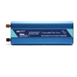 12V/24V/48V 3000W steuern reine Sinus-Wellen-Energien-Inverter mit Aufladeeinheit automatisch an