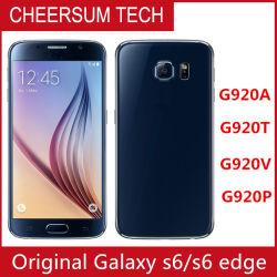 Telefone celular desbloqueado para S6, S6, S6 Edge+ Original Novo Telefone smart