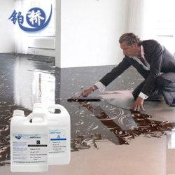 床コーティング用無毒性 UV 抵抗透明エポキシ樹脂