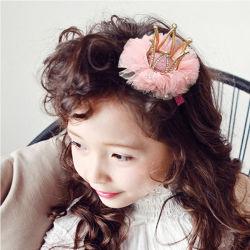 Ins Hot Korean Design Geburtstag Haarclip Pins Krone Haar Clips Set für Mädchen neue Haarspange