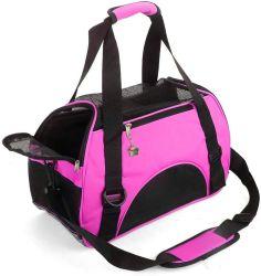 快適なペット買物袋犬猫旅行袋航空会社は承認した