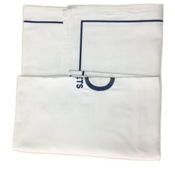Avião lençol branco Lençol Hotel Bed cobertor