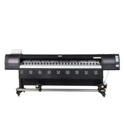 2.5M Double DX11 DX12 XP600 Solvente Impresora Eco