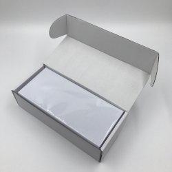 En blanco de alta calidad de impresión de inyección de tinta Cr80 PARA TARJETAS PVC de 30 mil empleados para Epson o impresoras Canon