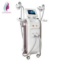Super calidad eliminación de grasa Celulitis Equipo Cryolipolysis la pérdida de peso adelgaza el instrumento de frecuencias de radio