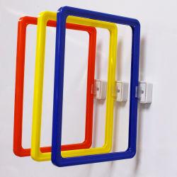 Titular do clipe de papel magnético para a moldura para o cartão