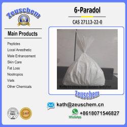 체중 감소 CAS 27113-22-0를 위한 Pharma 처리되지 않는 분말 6-Paradol