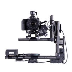 E-Bild PTZ-S3 motorisierte Bewegungs-Steuer3-axis Wannen-Neigung-Summen-magischen Kopf mit APP-Steuerung und Controller