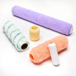 مصنع الدهان بكرة مع جودة جيدة وسعر اقتصادي رخيص أدوات بلاستيكية يدوية (فرشاة Rida 001)