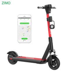 2G/3G/4G Nuevo batería intercambiable Kick alquiler scooter eléctrico de Lima, de la aplicación de cal de la función de las aves Dockless Scooter GPS compartir