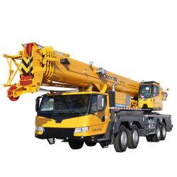 المصنع الرسمي لشاحنة الرافعة المتنقلة سعة 50 طن و55 طنًا هيدروليكي ماكينات الرفع برانش الشاحنات طراز Qy50ka
