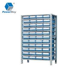 Powerway bacs en plastique Armoire en acier de stockage avec tiroir Boîte de pièces