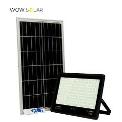 Proiettori solari ad alta potenza da 300 W a LED IP66 per esterni impermeabili Con telecomando