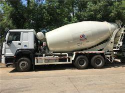 Cino camion mescolantesi concreto del timpano del veicolo di 6*4 HOWO