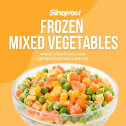 IQF 冷凍野菜ブレンド、 IQF 野菜ブレンド、 IQF 野菜ブレンド、 IQF 混合野菜、豆、 PEA 、にんじん、トウモロコシ、オニオン、ポテト、ズッキーニ、ペッパー、 2/3/4/5/6 の方法