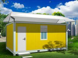 FST좋아한 플랫 팩 스탠다드 20ft 모듈식 컨테이너 하우스 다이닝룸