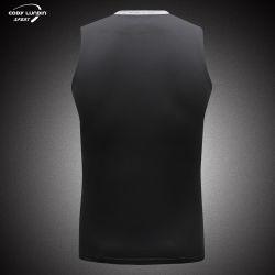 Cody Lundin Custom Fitness Lycra verão as mulheres de Desgaste do tanque de cultura desportiva tops