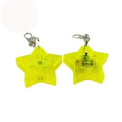 Установите флажок отражатель светодиодного освещения подарок Star форму