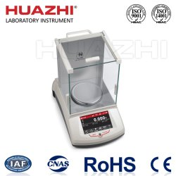 Balance électronique tactile avec système de pesage Single-Cell