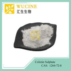 Meilleur Prix des matières premières pharmaceutiques Sulfate de colistine CAS 1264-72-8 Sulfate de colistine