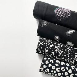 ТКАНЬ для флоральной печати 105 Г/М2 100 Кофта для хлопка Подоплин для одежды Ткань