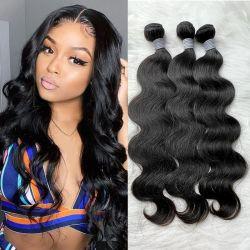 All'ingrosso Bundles economici interni indiani Peruviano Weave Brasiliano capelli Remy Trama migliore Naturale 100% non lavorato vergine Wig capelli umani
