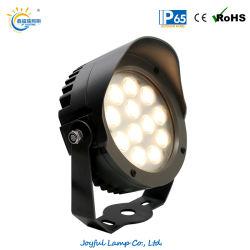 مصباح LED خارجي LED بقوة 48 واط يعمل بتقنية الإضاءة عند الخارج، ومقاوم للماء، ومقاوم للماء، بقدرة عالية ضوء خفيف حديقة ضوء خارج منطقة الباب للمبنى مع سبيك من الألومنيوم وقاعدة اختيارية
