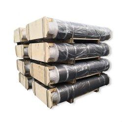 Fabricant de l'électrode en carbone graphite UHP de tige d'alimentation pour faire de l'électrode