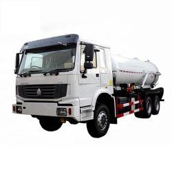 Los camiones cisterna de combustible rígido móvil Rhd off-road 6X6 HOWO 20 metros cúbicos, 20 de 000 litros de combustible de 25m3 de camiones cisterna 5, 000 galones 6, 000 galones de camiones de carga de petróleo
