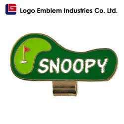 골프 액세서리 선물용 모자 자석 볼 마커
