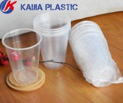 9oz envasadas individualmente un vaso de plástico