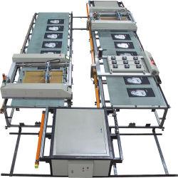 آلة الطباعة على الشاشة المسطحة التلقائية SPT لـ EVA Slipper و قميص