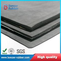 Insonorização resistentes ao calor espuma acústica borracha NBR