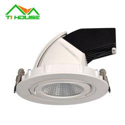 ضوء LED للجنزير من نوع COB بقوة 20 واط بقدرة 30 واط مع ضوء بيان LED COB