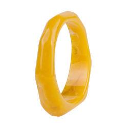Onregelmatige Acryl Resin Dames Sieraden Armband Bangle Express Woman Gift