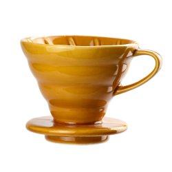 Tasses de café Ecocoffee 2-4Barista cône Accessoires de cuisine au goutte à goutte logo personnalisé de paniers de filtre à verser sur le café en céramique goutteur
