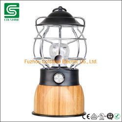 일본 하모니 손전등 Powerbank를 가진 재충전용 테이블 램프