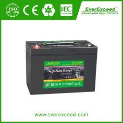 Everexceed 12V 200Ah Taxa elevada gama UPS/ Telecom Comunicação// bateria VRLA recarregável de retificação