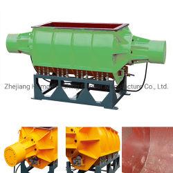 Roestvaststalen Diecasting componenten Debrauring and Polishing Vibratory tub Polisher