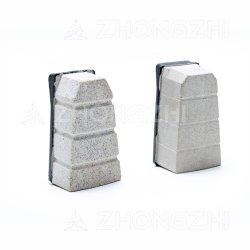 Abrasivos de magnesite calcinada para polimento de ladrilhos