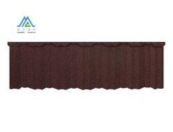 Profilo rivestito di alluminio acquistabile delle mattonelle dello strato del tetto/tetto della pietra