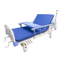 Medische benodigdheden gebruikte apparatuur Elektrisch opklapbaar ziekenhuis massagematras bed