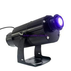 40W 상점을%s 고성능 IP65 옥외 광고 LED 로고 프로젝트 빛