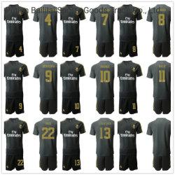 Kit de Futebol Maillots 19 20 Psg Soccer Jersey homens filhos define Cavani Quarta